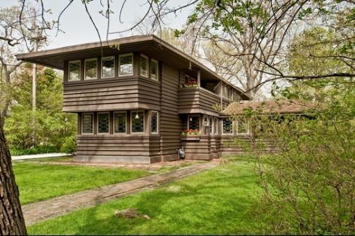 Frank Lloyds Prairie and Usonian Style&nbspEssay