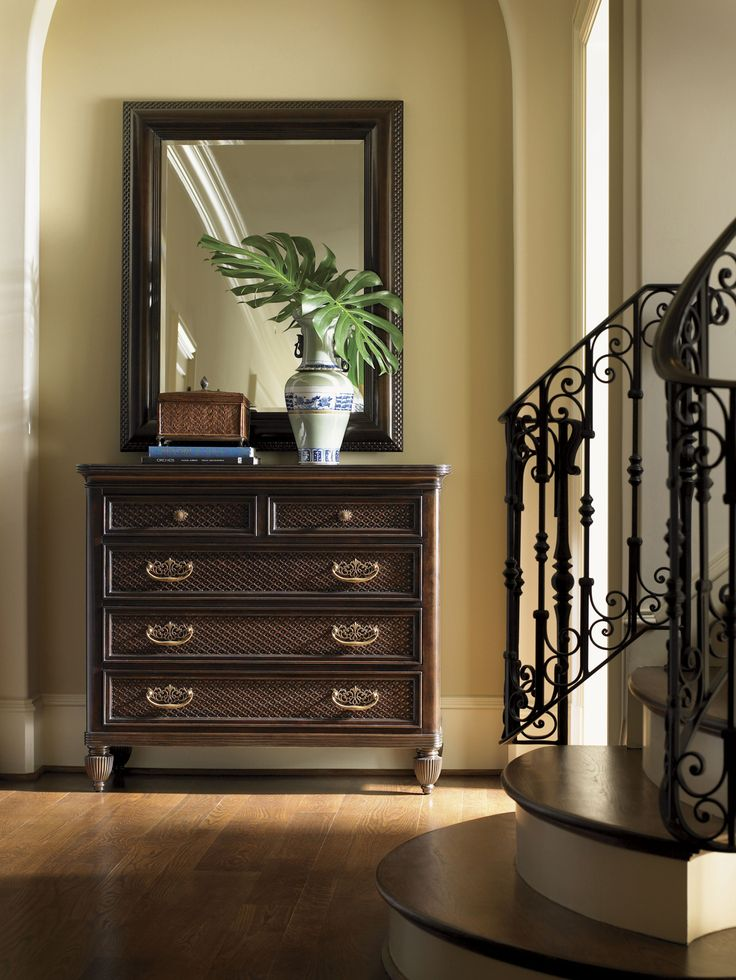Lowest Price Online On All Tommy Bahama Home Royal Kahala Bottega Dressing Chest