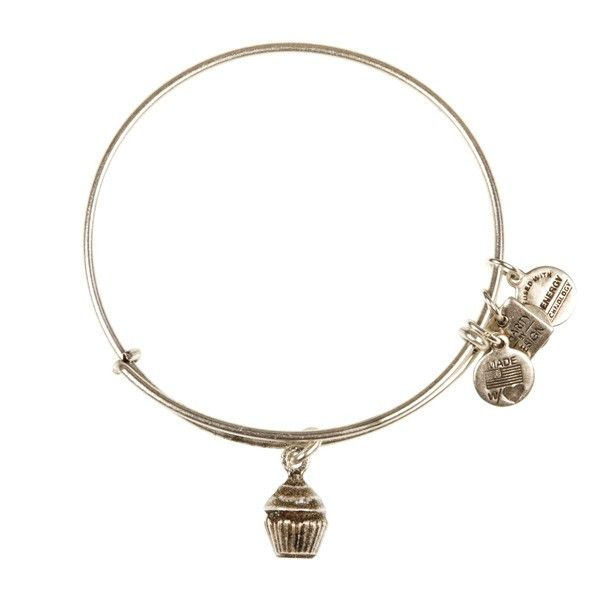 Alex and Ani Cupcake Bangle- Silver #alexandani #ecofriendly #oneforone #sanfrancisco www.begoodclothes.com