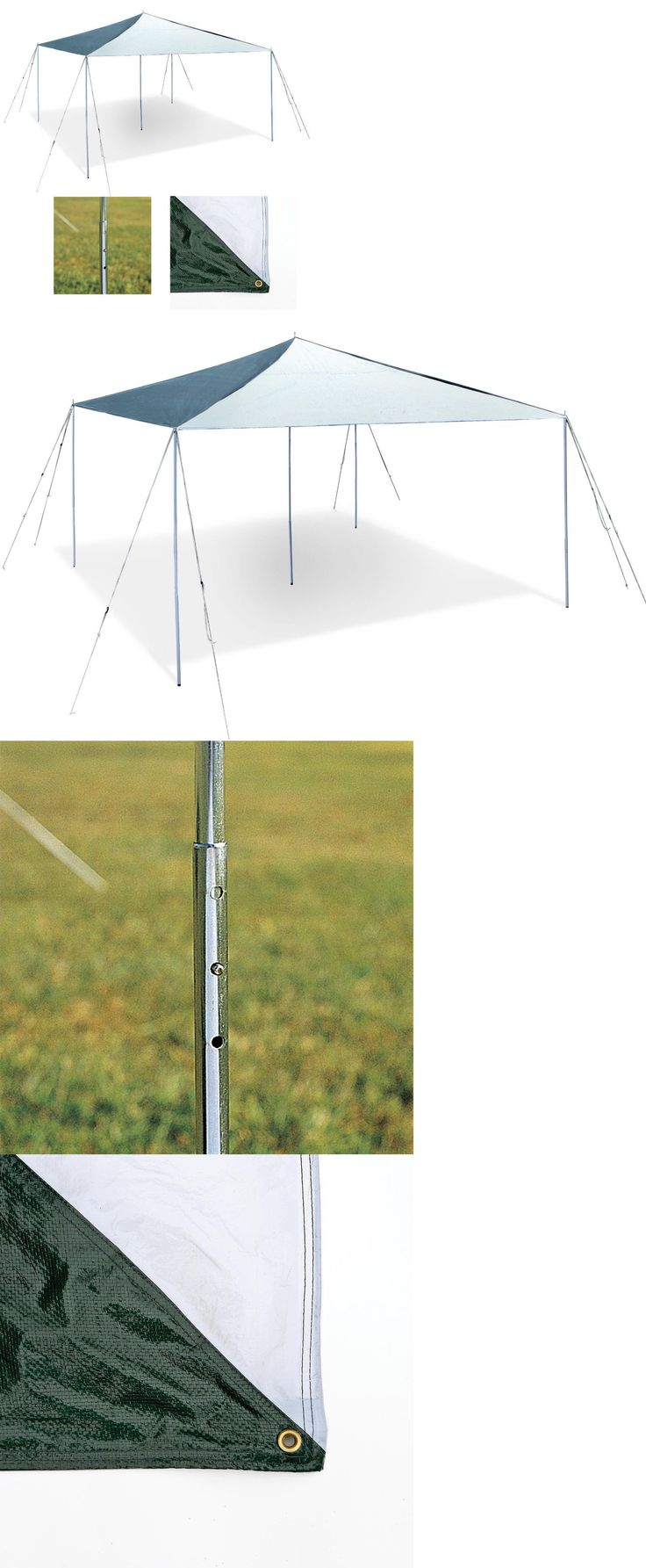 canopies and shelters instant canopy tent 12x12 outdoor gazebo patio beach sun shade for - 12x12 Canopy