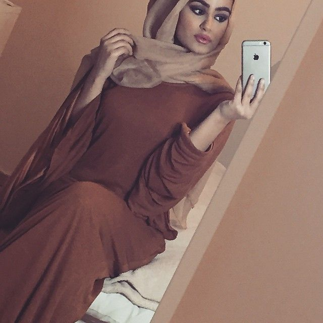 One more Dress and hijab are both from @parduh