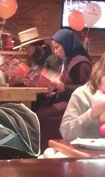amish girl to date