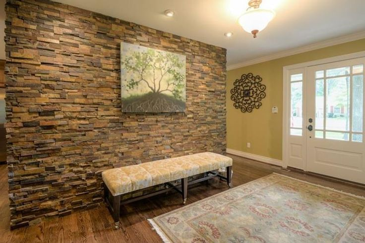 17 Best Ideas About Stone Accent Walls On Pinterest Faux Stone Faux Stone Panels And Accent Walls