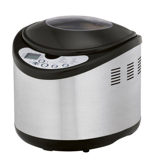 West Bend 41200 Programmable Bread Machine, Stainless