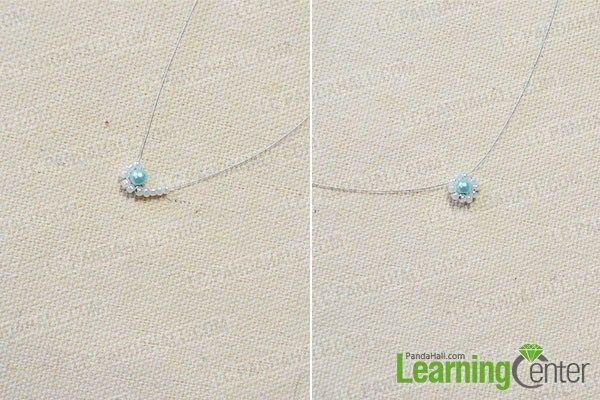 make the inner part of the stud earring2