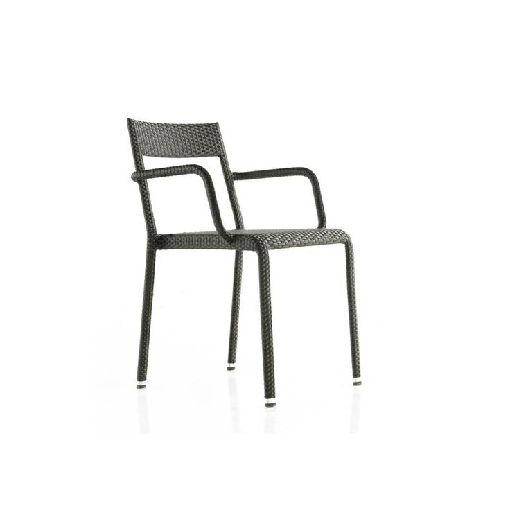 Expormim Outdoor Furniture   Easy Chairs Dining Armchair