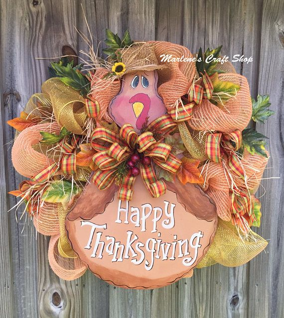 Hey, I found this really awesome Etsy listing at https://www.etsy.com/listing/386265516/thanksgiving-turkey-wreathfall-turkey