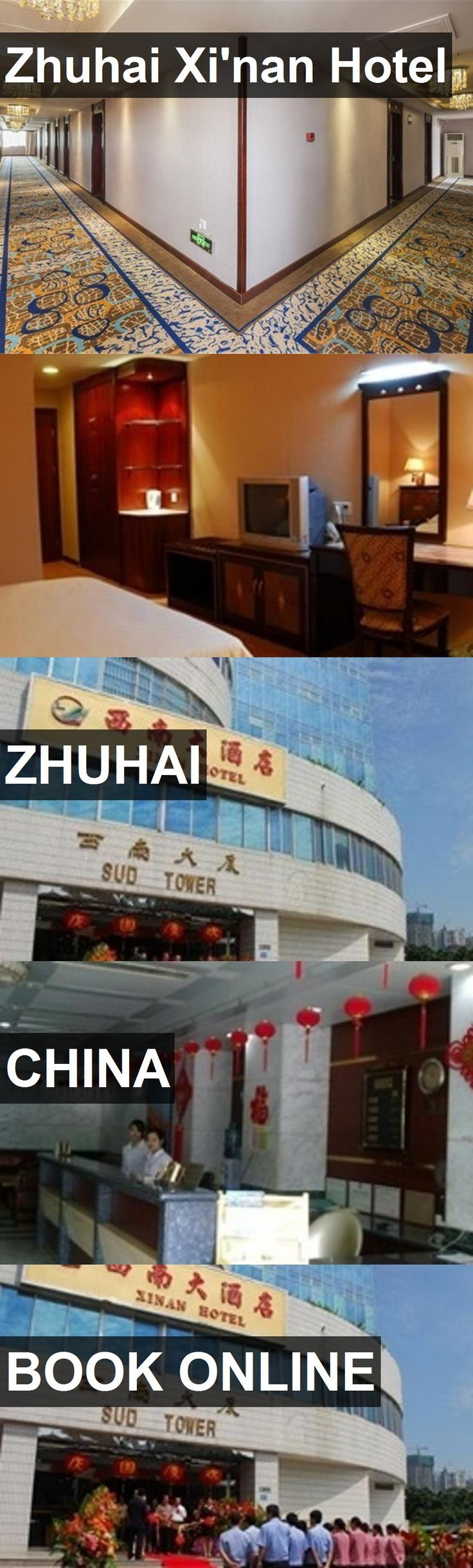 Zhuhai Xi'nan Hotel in Zhuhai, China. For more information, photos, reviews and best prices please follow the link. #China #Zhuhai #travel #vacation #hotel