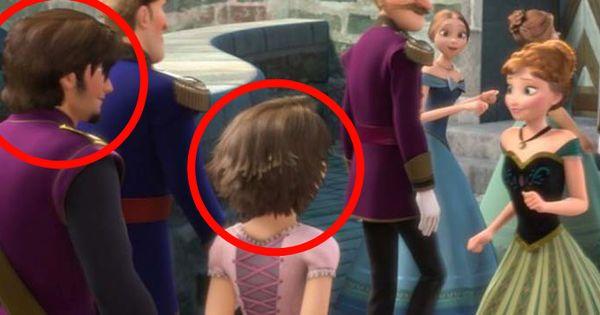 66 verborgen geheimen van Disney in haar films