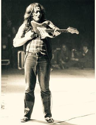 Rory Gallagher 'Palais des Sport' Paris 1981