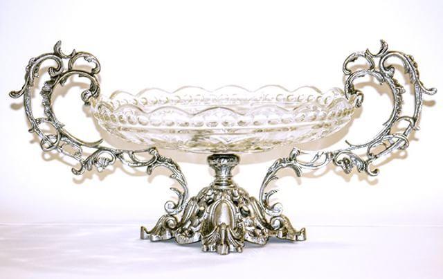 ❌ ❌ ❌ Продано! ❌ ❌ ❌ Прекрасная ваза! Испания! #стараяевропа #ваза #испания #красивожить #фрукты #изиспании #винтаж #антиквариат #винтажизевропы #европа