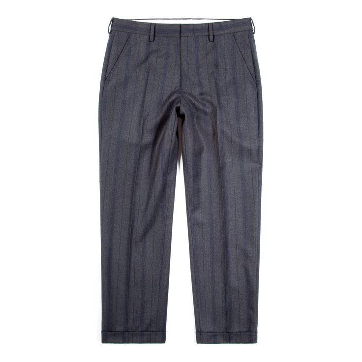 Mr Porter x Noah NYC Chalk Stripe Trouser