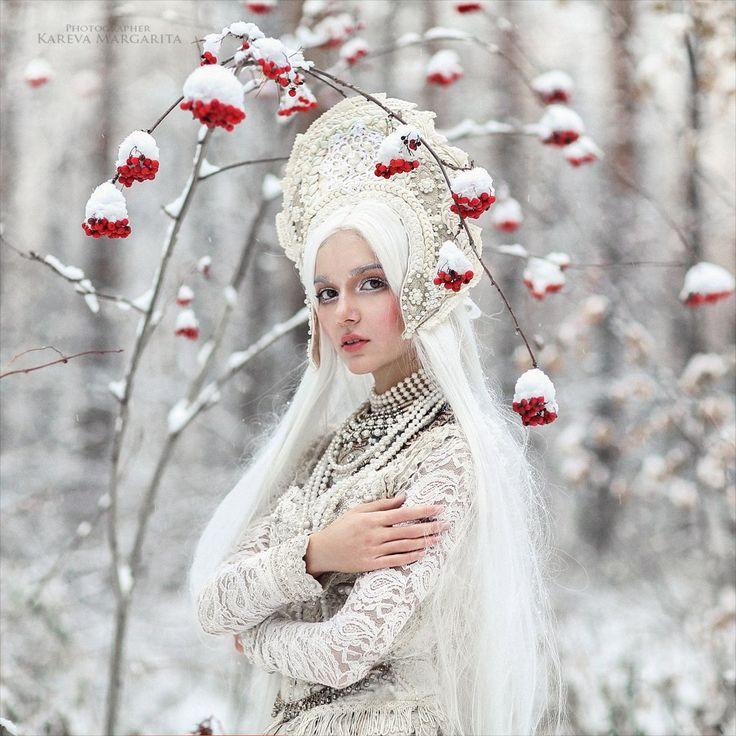 Фотосессия зимняя королева многое, ваши