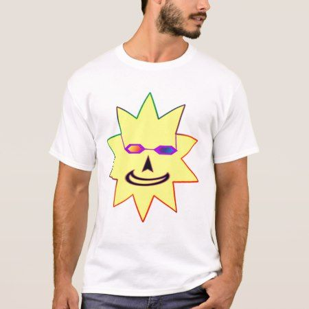 Sun And Fun T-Shirt - click/tap to personalize and buy