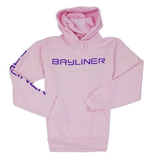Lightweight Hoodie - Pink #bayliner