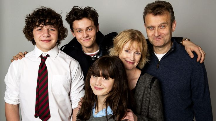 Comedy about the daily rollercoaster of life with growing children, starring Hugh Dennis