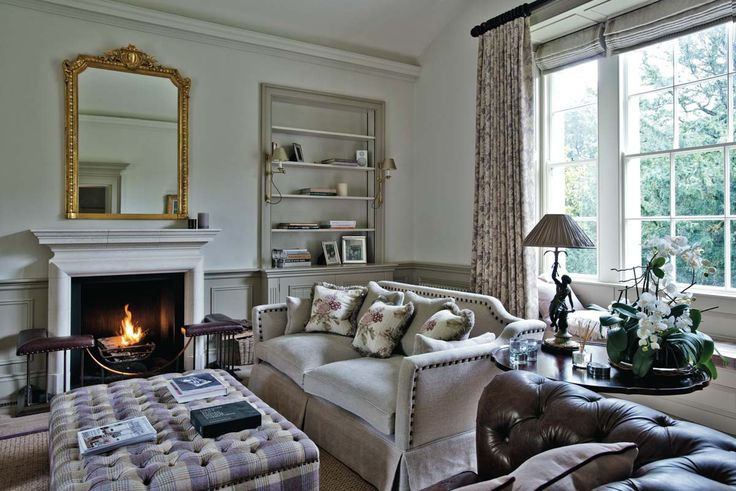 Sims Hilditch Interior Design Dorset Manor House 2