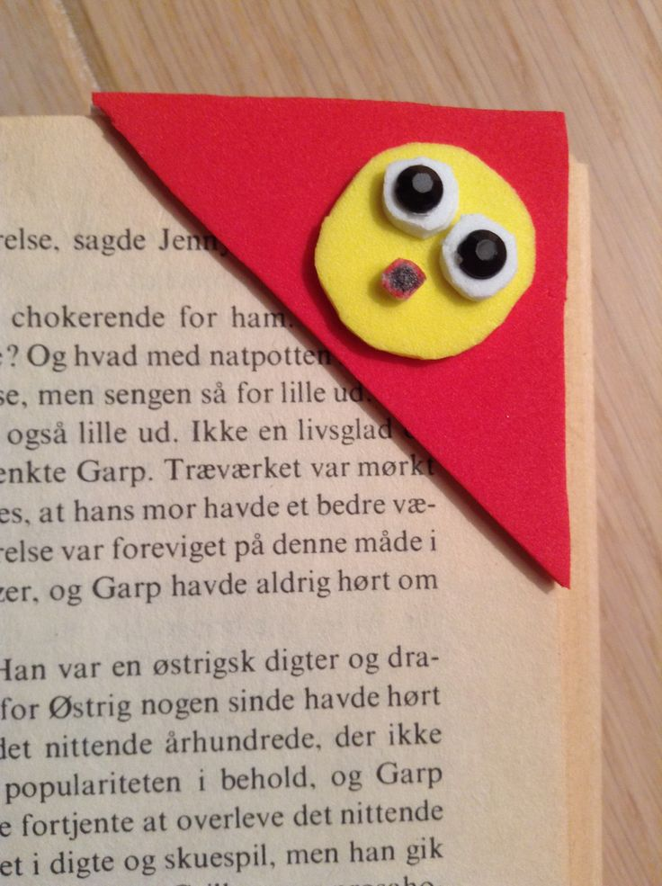 Smiley bogmærke