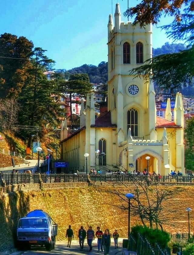 Shimla India