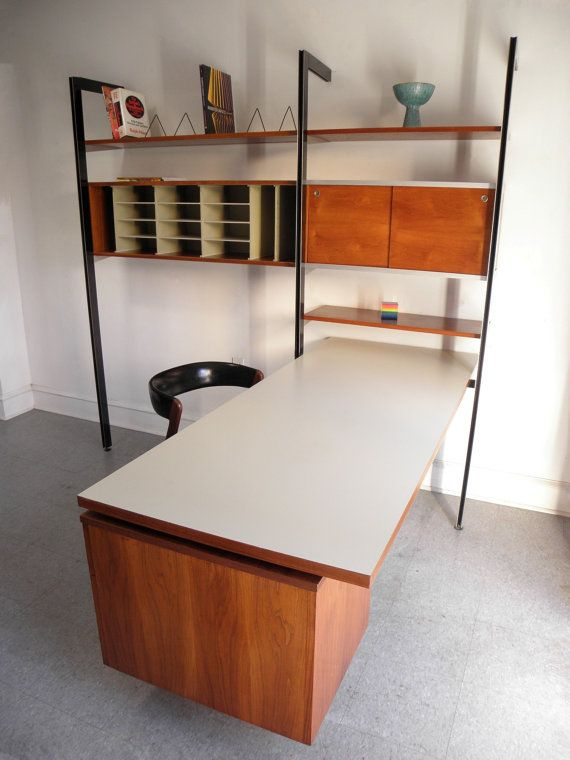 George Nelson for Herman Miller CSS wall unit by ModernFlairHome, $5500.00