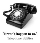 The next industry to fall and no one sees it coming: Dial Telephone,  Dial Phones