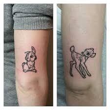 Bildresultat för bambi tattoo