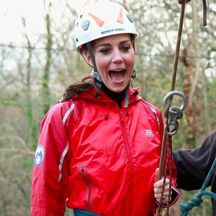 Kate Middleton and Prince William Have a Royal Rock-Climbing Date
