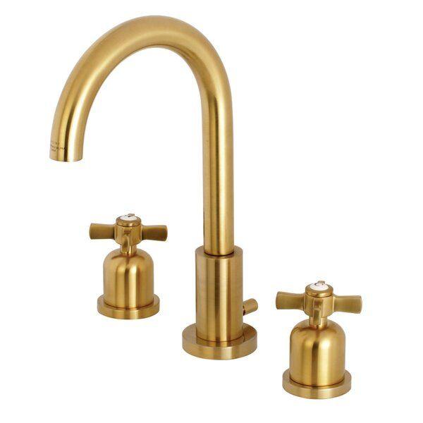 Millennium Widespread Bathroom Faucet With Drain Assembly Brass Bathroom Faucets Widespread Bathroom Faucet Bathroom Faucets