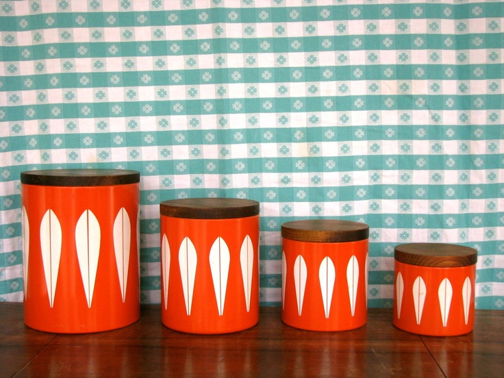 Catherine Holm canisters