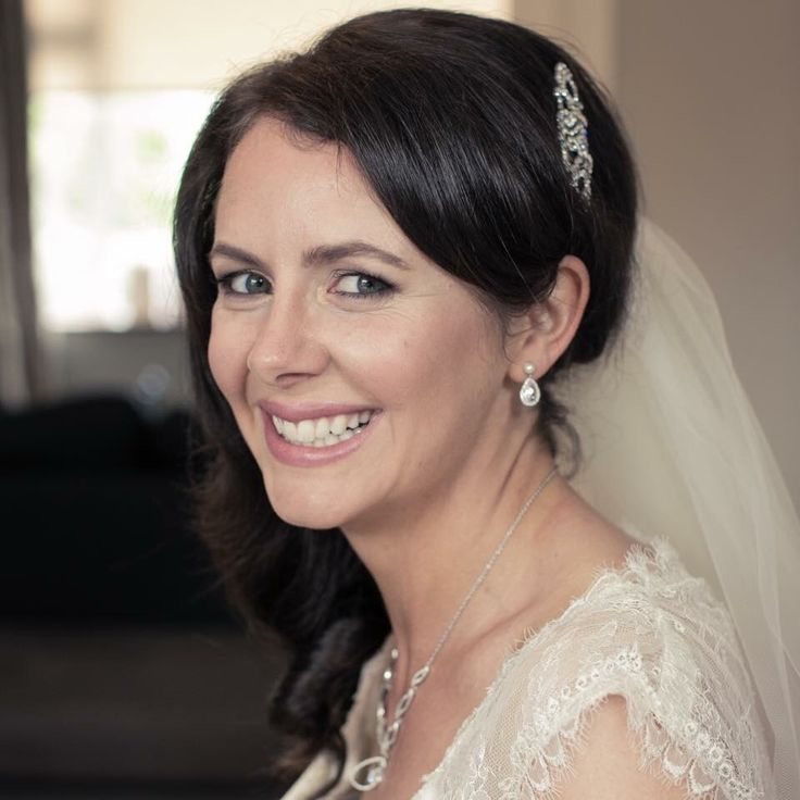 Recent bridal work www.foreverfabulous.ie
