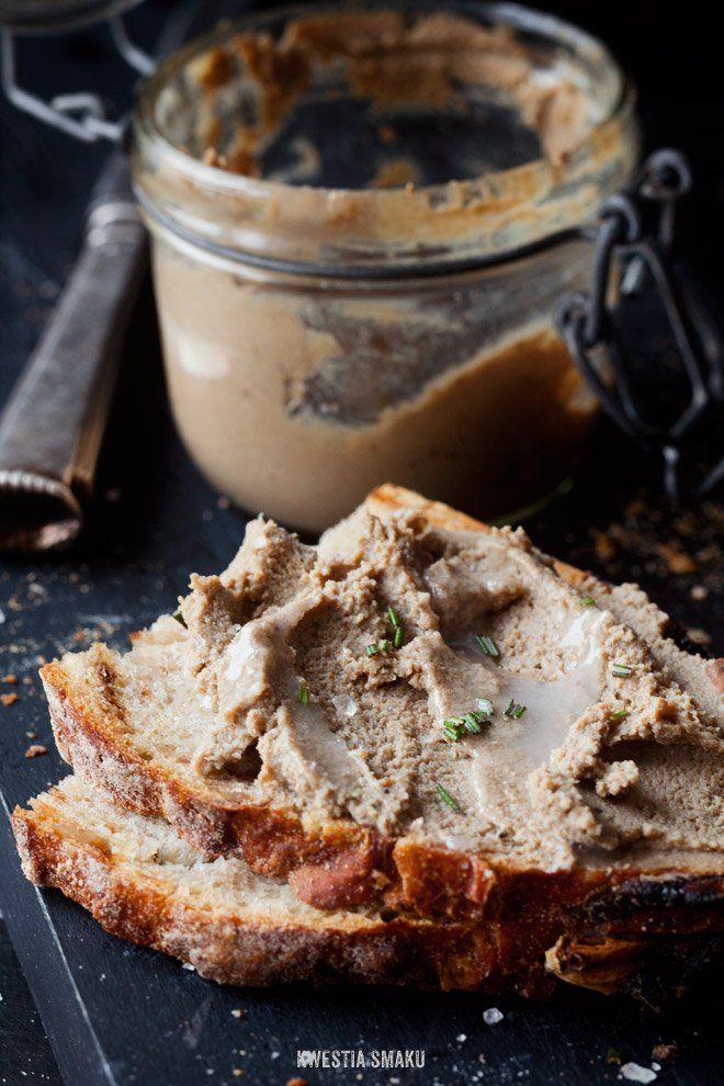 Pasztet (pâté) z gęsiej wątróbki