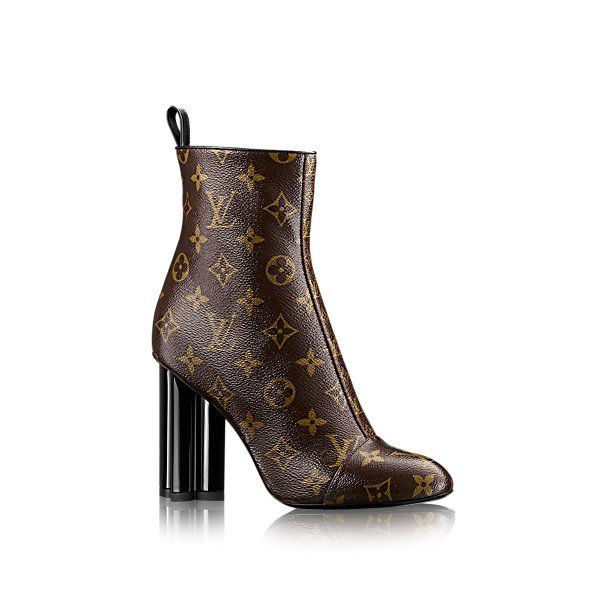 Women's Luxury Christmas Gift - Silhouette Ankle Boot   Women Shoes    LOUIS VUITTON