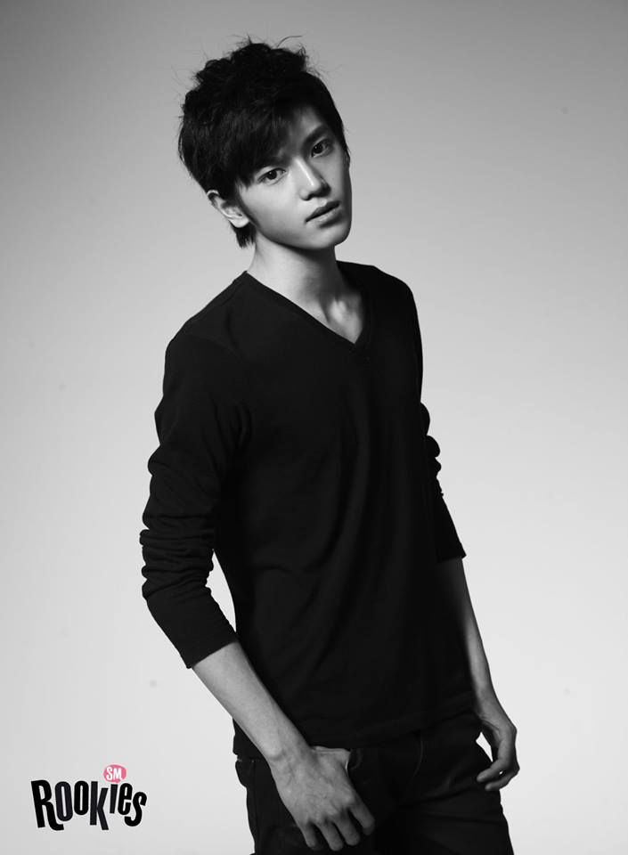 SM's new artist Tae Yong from Smrookies :-)