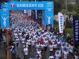 Correr 10 km en la ciudad