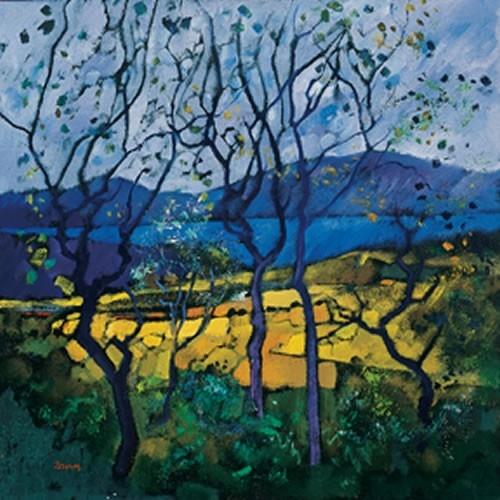 Art Prints Gallery - Arran from Kintyre (Limited Edition), £125.00 (http://www.artprintsgallery.co.uk/Davy-Brown/Arran-from-Kintyre-Limited-Edition.html)