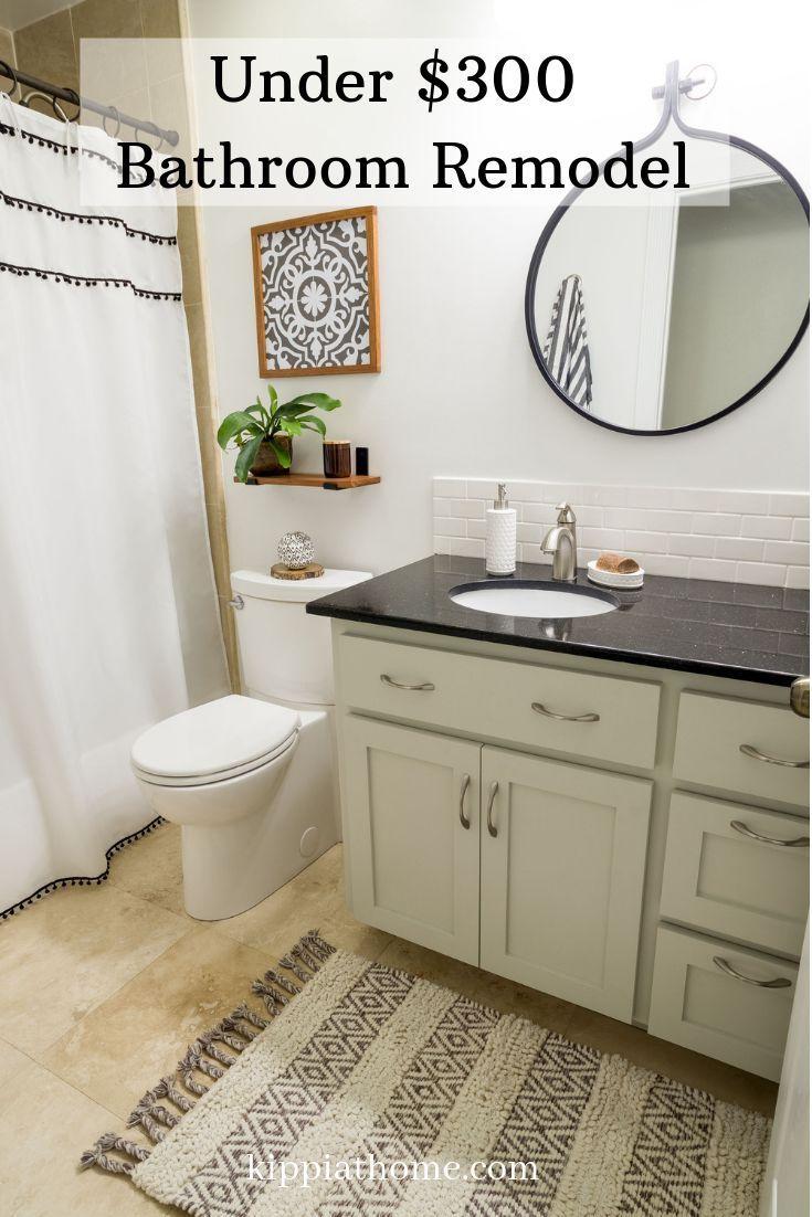 Diy Bathroom Remodel Diy Bathroom Remodel Boho Bathroom New Bathroom Designs