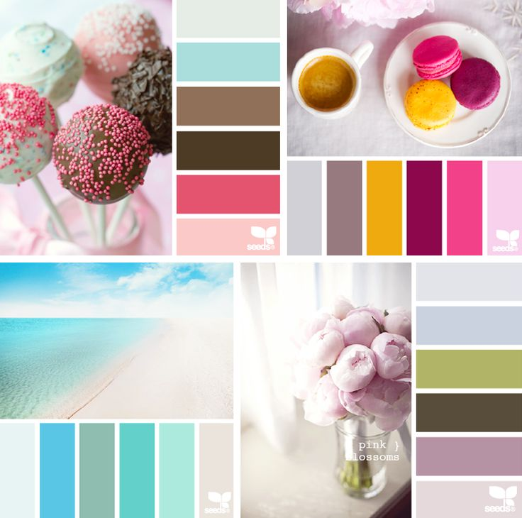 5 outils pour trouver votre palette de #couleurs #blogdesign #blogging…