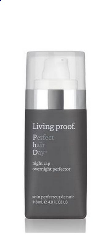Beauty MUST HAVE, Living Proof Perfect Hair Day Night Cap Overnight Perfector - The Best Hair Masks - Hair Like Jennifer Aniston
