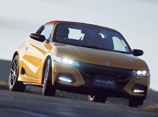 Honda S660 Modulo X '2020 en 2020 | Honda