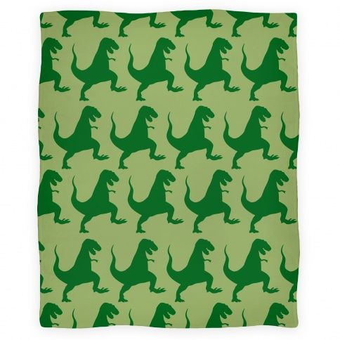 Dino Pattern Blanket   Blankets, Fleece Blankets and Throws   HUMAN