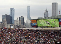 """Chicago Football Teams: Richard Daley, Former Mayor, Wants Second NFL Team, Stadium"" Huff Post (August 23, 2012)"