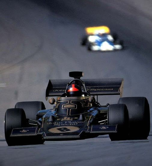 Emerson Fittipaldi - Lotus 1972