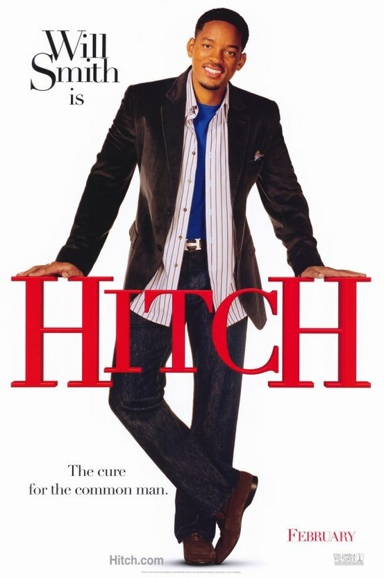 Hitch (2005). Will Smith, Eva Mendez, Kevin James. Comedy.