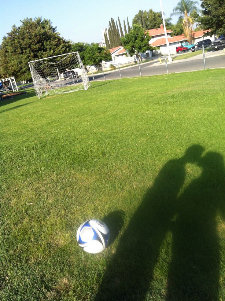 Soccer. Relationship photos. Relationship goals. Couples. Shadow. Love. Photography. Creative. Thoughtful. Cute. In love. Playground.
