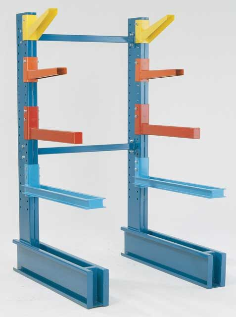 Cantilever Storage Racks Rack Systems Pipe Lumber Racking W Cannon