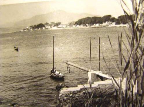 Camino costero Concón app 1950
