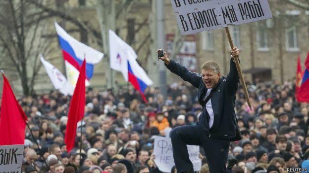 Blog do Diogenes Bandeira: Rússia aprova envio de tropas à Ucrânia