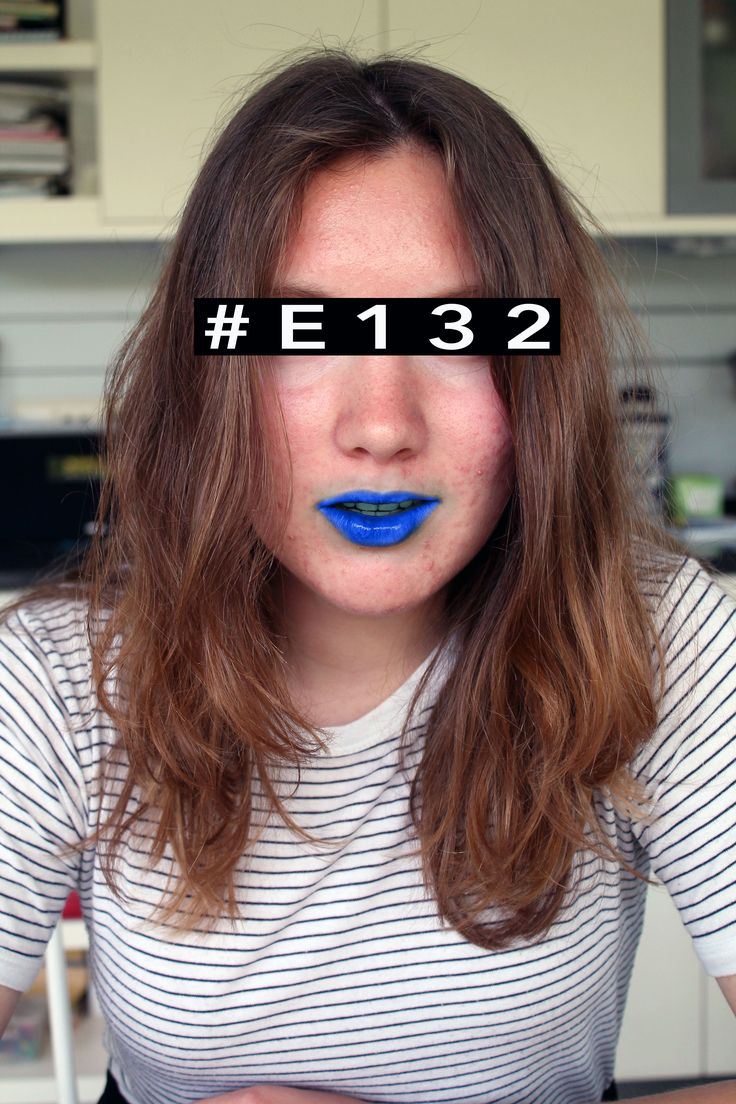Blind to E132