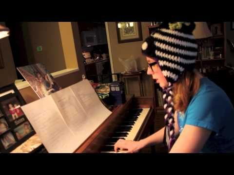 """""""""""This is a cover of 'Let it Go' from Frozen, but with changed lyrics to reflect how I feel about finally getting and coming to terms with an Autism Spectrum diagnosis. It also goes out to everyone on the spectrum, especially the girls, and especially the girls that weren't diagnosed until adulthood. This song reflects mostly how I felt growing up, being stared at when I had a bad meltdown, people not understanding me, etc, though most of it still applies to my life now!"""""""""""