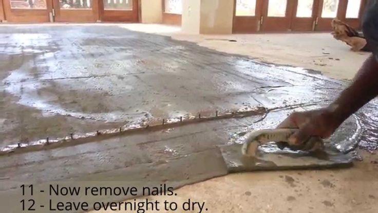 Underfloor Heating DIY, how to install underfloor heating